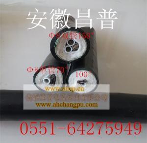 安徽昌普伴热管(线)KHFHT-c-40-A-2-Ф8-B-2Ф6-2-1-E  BWG-C40-A1F8-B1F6-120/150-E产品图片