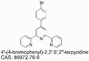 4'-(4-溴苯基)-2,2':6',2
