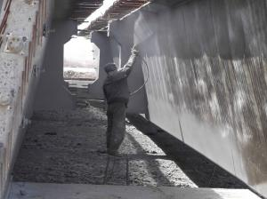 水闸抗老化防水防碳化涂料