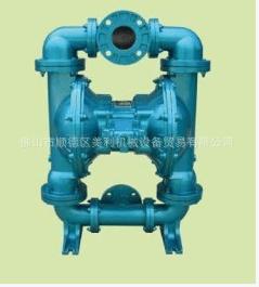 斯凯力气动隔膜泵
