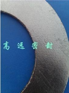 柔性石墨復合墊片,不銹鋼增強石墨墊片