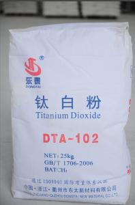 水性涂料用东泰牌锐钛型钛白粉DTA-102产品图片