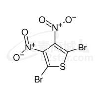 2,5-二溴-3,4-二硝基噻吩 CAS号:52431-30-8   厂家现货供应