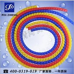 品正牌螺旋式电束保护套 高性能耐压缩 耐高低温