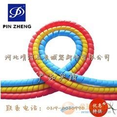 品正牌彩色胶管保护套 高硬度耐磨损 防静电抗UV