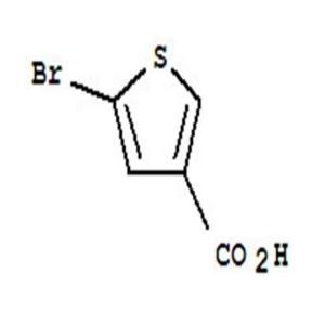 5-溴-3-噻吩甲酸 CAS号:100523-84-0 厂家优势供应