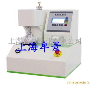 上海全自动纸箱耐破测试仪厂家价格产品图片