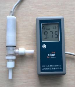 微量溶氧测量仪/微量氧分析仪/PPB级溶氧仪-上海博取