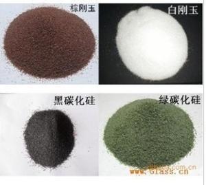 长期供应喷砂磨料厂家|玻璃珠厂价直销产品图片