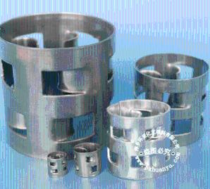Φ38*0.6金属304不锈钢鲍尔环填料 品质优先 全新料子 环亚出品产品图片
