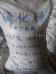 氯化钾 产品图片