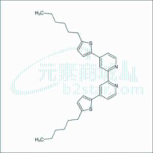 4,4'-双(5-正己基-2-噻吩基)-2,2'-联吡啶 CAS号:1047684-56-9 厂家优势供应