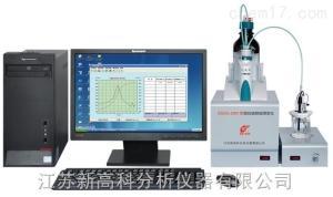微机硫醇硫测定仪产品图片