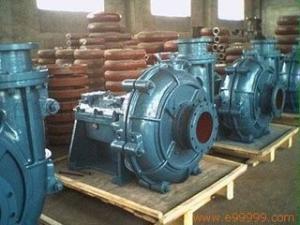 耐磨渣漿泵生產廠家