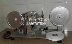 美国NORMAN纸带耐磨擦试验机产品图片