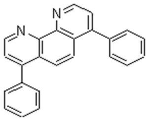 4,7-二苯基-1,10-菲罗啉 4,7-Diphenyl-1,10-phenanthroline CAS号:1662-01-7 厂家优势现货供应