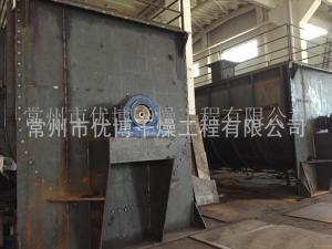 酵母细胞壁滚筒刮板干燥机物料量900Kg/h 产品图片