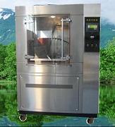 高配置箱式淋雨试验箱产品图片