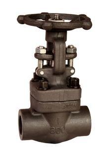 进口高温高压截止阀产品图片