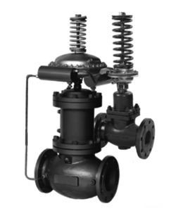 进口自力式微压调节阀 产品图片