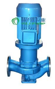 磁力泵:CQB-L立式磁力管道泵