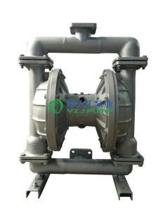 隔膜泵:QBY-50型304不锈钢F46气动隔膜泵 产品图片