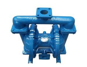 隔膜泵:QBY-100型铝合金F46膜片气动隔膜泵 产品图片