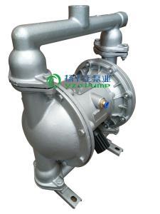 隔膜泵:QBY-40型不锈钢气动隔膜泵 产品图片