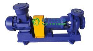 化工泵厂家:IHF型氟塑料化工泵|氟塑料离心泵 产品图片