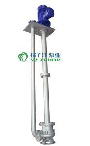 YWP型双管液下式不锈钢排污泵|单管液下耐腐蚀排污泵产品图片