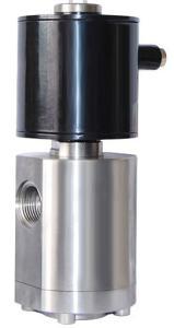 进口不锈钢材质电磁阀 产品图片