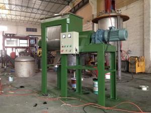 广东立式螺旋混合机 双螺带锥形粉料混合机设备生产厂家