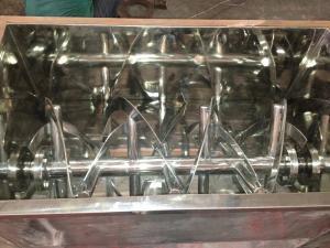 东莞立式螺旋混合机 双螺带锥形粉料混合机设备生产厂家