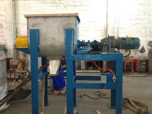 立式螺旋混合机 双螺带锥形粉料混合机设备生产厂家