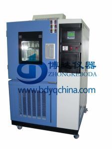 西安高低温交变试验箱,高低温循环试验箱北京中科博达产品图片