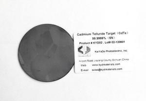 99.999%碲化镉CdTe粉末,碲化镉颗粒