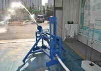 水槍噴射距離測試臺-水槍噴射距離試驗機