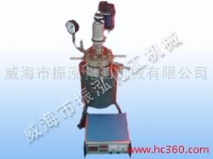 化工设备-实验室反应釜 振泓试验反应釜厂家,衬哈氏合金反应釜 加氢釜产品图片