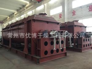 赤泥滤饼空心桨叶干燥机 产品图片