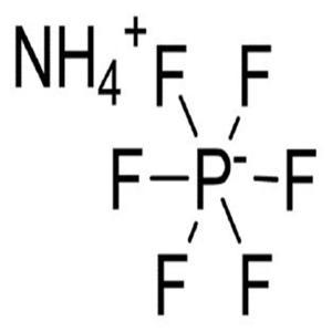 六氟磷酸铵 CAS号:16941-11-0 现货供应