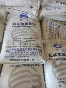 粒碱产品图片