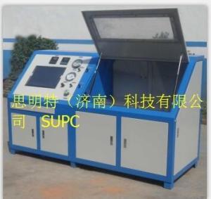 SUPC中冷器靜液壓測試臺