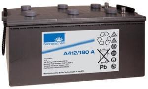 德国阳光蓄电池A412/120A产品图片