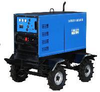 400A双把柴油发电电焊机耗油量 产品图片