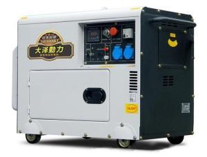 车载15KW柴油发电机厂家产品图片