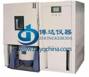 北京高低温振动复合试验箱,上海高低温振动综合试验机产品图片