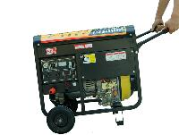 超靜音柴油發電電焊機TO300AJ