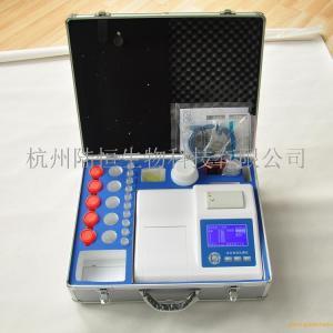 杭州农药残留检测仪 智能10通道农残测定仪 农贸市场检测