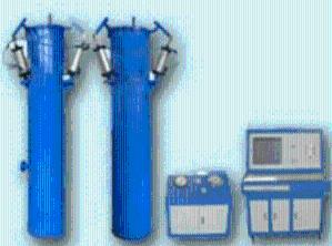 氣瓶外測法水壓測試臺 膨脹量