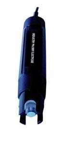 博取厂家直销PH8012型在线式工业复合污水PH电极带温补酸度传感器